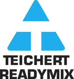 the Teichert ReadyMix logo