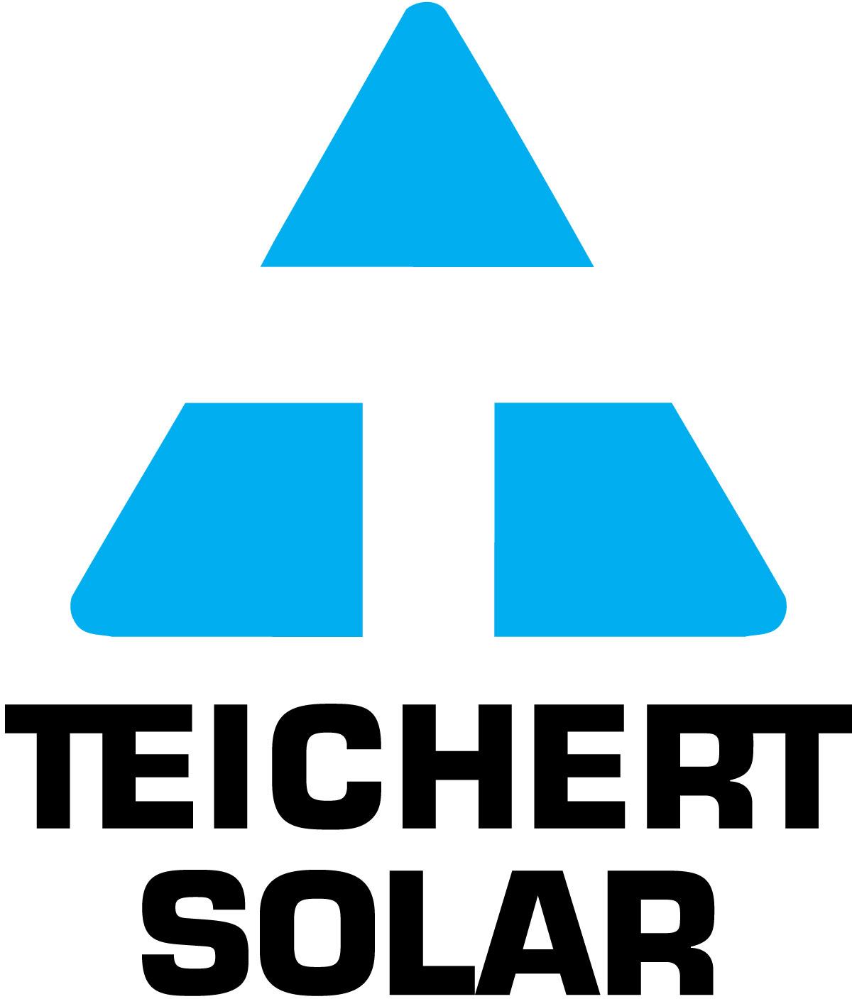 Teichert Solar logo